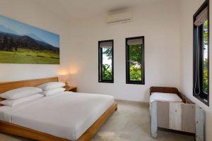 bali luxury accommodation bedroom 2