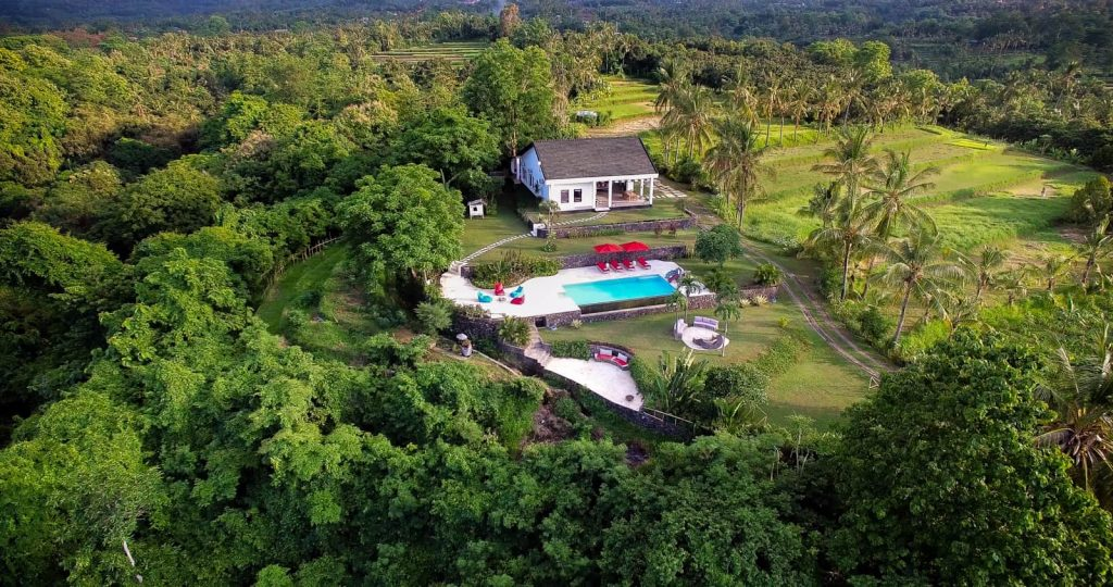 Luxury Villa in Bali, mastermind retreat